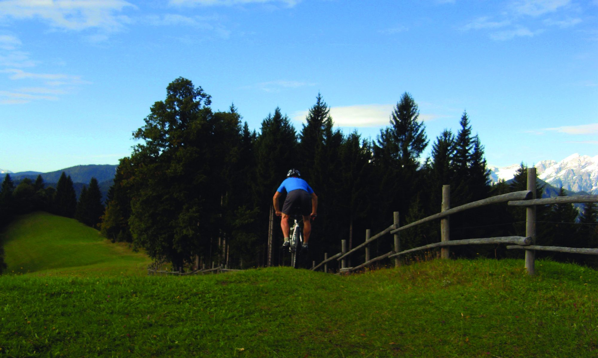 Explore Slovenia by bike